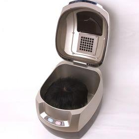 かつらの殺菌処理機 ウィッグフレッシュ かつらのにおいを消します。 (型番:B035)