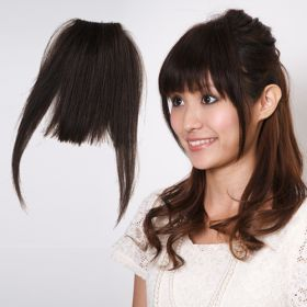 自分の髪で作る前髪ウィッグ (型番:K253)