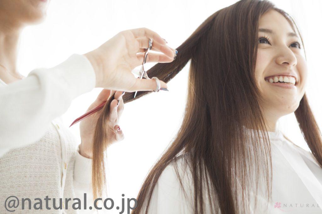 長い髪をバッサリ切りたくなったら切った髪を捨てないでウィッグにしよう