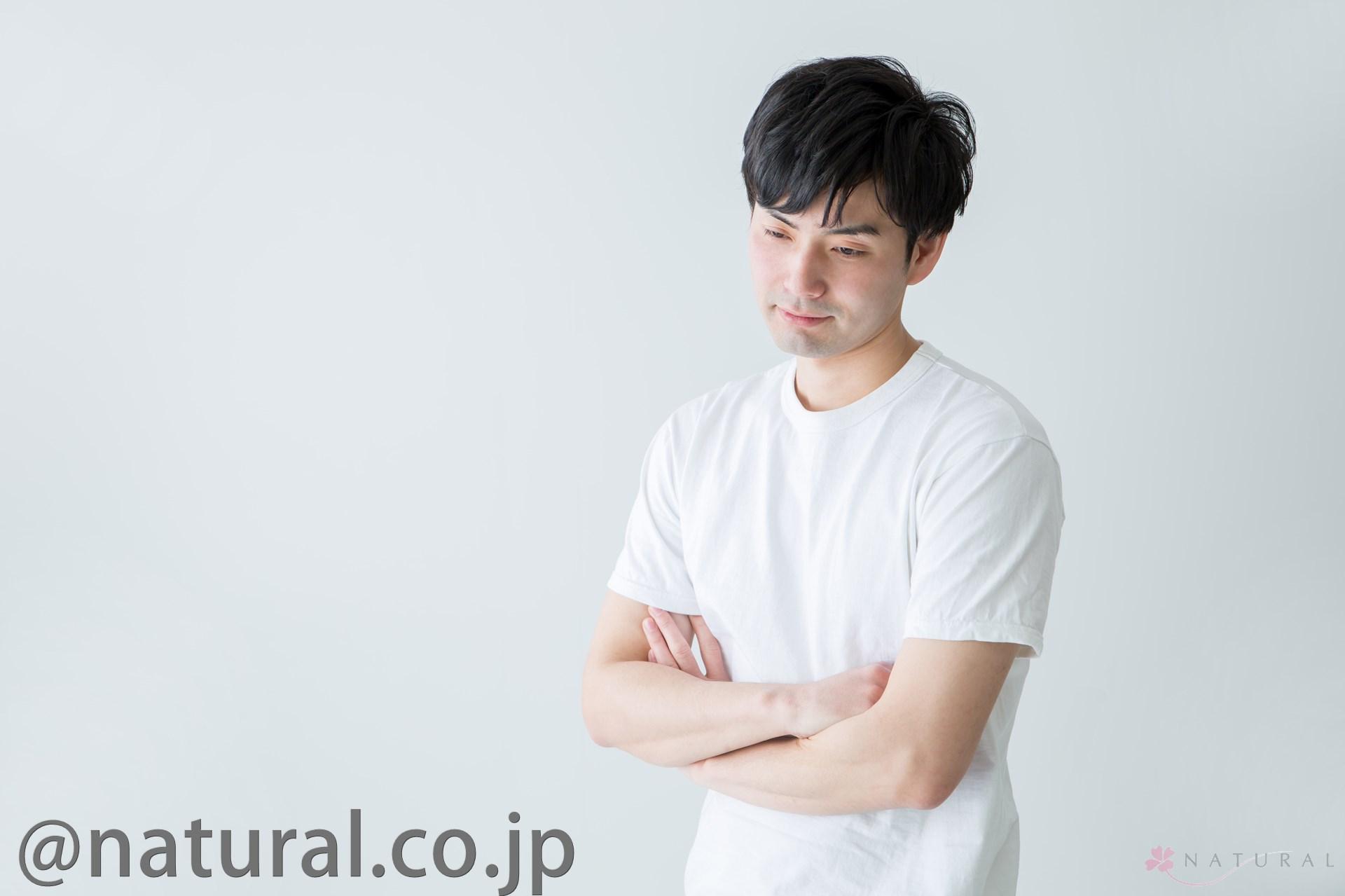 男性薄毛髪の悩み かつら増毛で解消